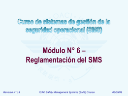 ICAO SMS Module 06