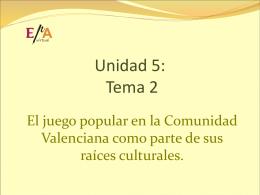Unidad 5: Tema 2 - IES Francisco Figueras Pacheco