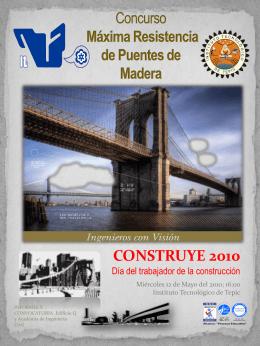 Concurso de Puentes de Madera