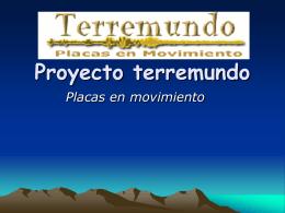 Proyecto terremundo