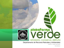 Plataforma Verde