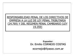 Diapositiva 1 - PrensaEconomica