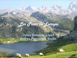 .Los Picos de Europa.