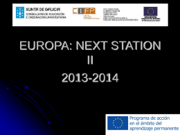 EUROPA: NEXT STATION II