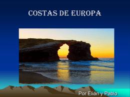 COSTAS DE EUROPA