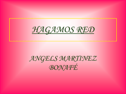 HAGAMOS RED
