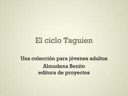 El ciclo Taguien - profesorisaacgarciariosestuamigo
