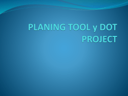 PLANING TOOL