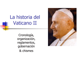 The Story of Vatican II