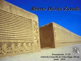 Alberto Davila Zavala-