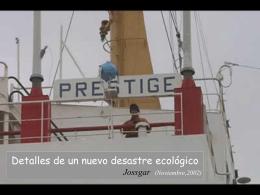 Desastre Ecologico
