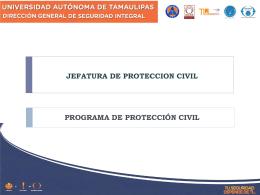 Diapositiva 1 - Seguridad Integral UAT