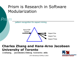 Prism - Computer Engineering