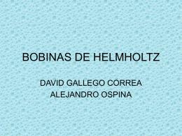 BOBINAS DE HELMHOLTZ - fisica1000017