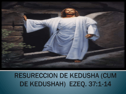 RESURECCION DE KEDUSHA