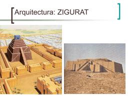 Arquitectura: ZIGURAT