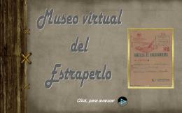 Museo del Estraperlo - il blog   Blogs, Humor, Encuestas