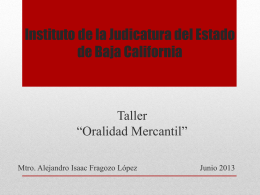 Instituto de la Judicatura del Estado de Baja California