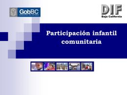 DIF Baja California 2007 – 2013 mexicali, b. c. Enero de 2008
