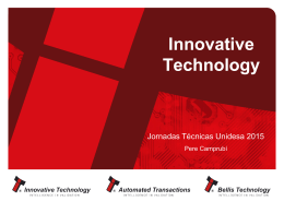 Innovative Technology LTD - Unidesa
