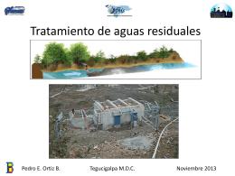 Diapositiva 1 - 1793-HO | Programa de Agua y Saneamiento