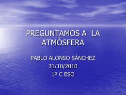 EL TEMPO Y EL CLIMA