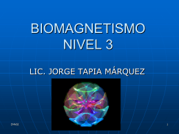 BIOMAGNETISMO NIVEL 3 - Tlahui Guide Home Page. …