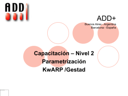 Capacitacion Nivel 2 - KwARP, erp, factura electronica