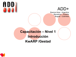 ADD - KwARP, erp, factura electronica, facturacion