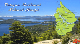 Argentina - Parque Nacional Nahuel Huapi