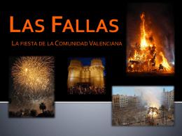 Las Fallas - Comunidad Todoele