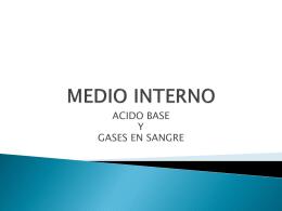 MEDIO INTERNO