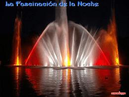 LA BELLEZA NOCTURNA - PPS: le migliori presentazioni