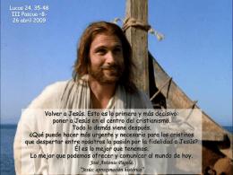 Pascua III domingo -B-