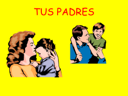 TUS PADRES - Languages Resources