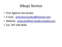 Conducta Humana - Prof.EHernandez