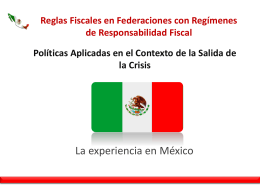 Seminario - Forum of Federations