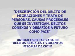 DETERMINACION DE LA RESPONSABILIDAD PENAL