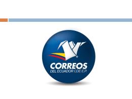 PROGRAMAS 2012 - Correos del Ecuador CDE EP