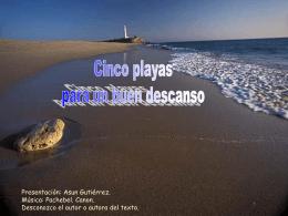5 playas