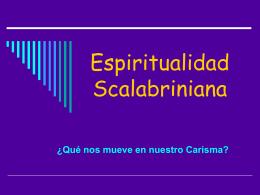 Espiritualidad Scalabriniana