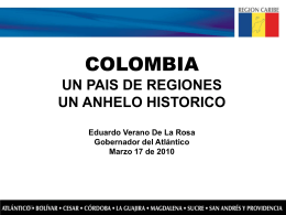 Diapositiva 1 - RIMISP - Centro Latinoamericano para el