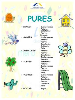 PURES - Escuela Los Pitus: Inicio