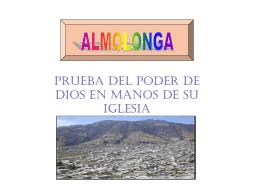 ALMOLONGA