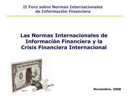 NORMA INTERNACIONAL DE CONTABIDAD