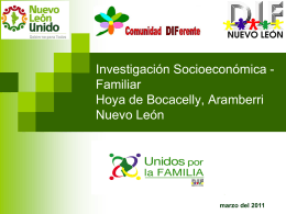 DIRECCION DE INTEGRACION SOCIAL