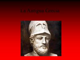 la antigua gresia
