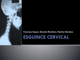 ESGUINCE CERVICAL - Drsergiomaldonado's Blog | Just