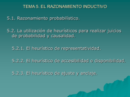 TEMA 2. RAZONAMIENTO DEDUCTIVO (I): …