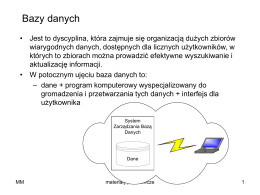 Slajd 1 - WebHome < Dydaktyka < TWiki